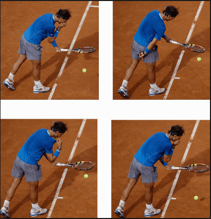 Sportiva Mens ossessioni dei tennisti
