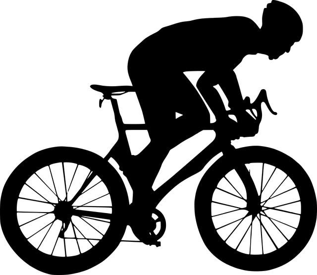 Sportiva Mens ciclismo mal di schiena lombagia