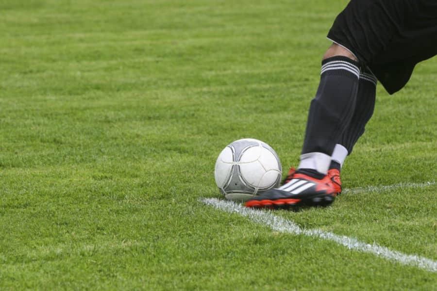 SortivaMens Calcio Capo di stato