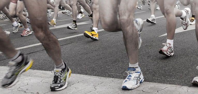 corsa contro malattia