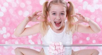 zucchero ai bambini