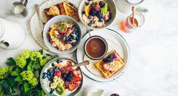 colazione sportivo