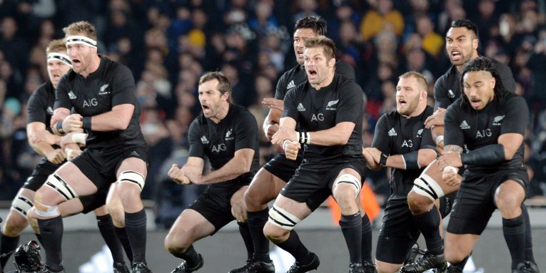 Haka All Blacks