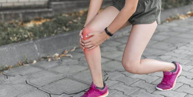 dolore da usura delle ginocchia
