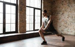 esercizi di stretching - Sportivamens