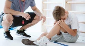 Traumi sportivi bambini - Sportiva Mens