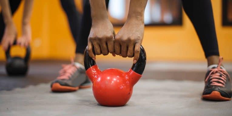 Esercizi di crossfit - Sportiva Mens
