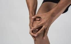 Distorsione al ginocchio - Sportiva Mens