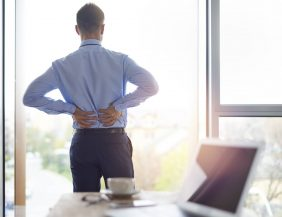 dolori alla schiena smartworking