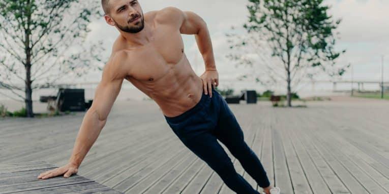 esercizi isometrici - Sportiva Mens