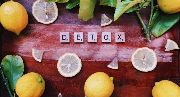 alimentazione detox Sportiva Mens