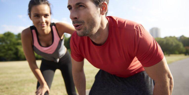Asma da sforzo - Sportiva Mens