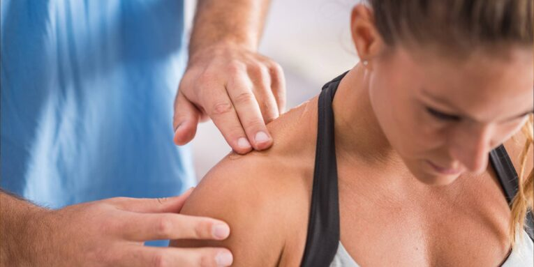 Tendinopatia spalla - Sportiva Mens