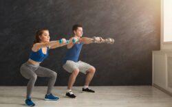 Potenziamento gambe - Sportiva Mens