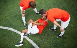 Contusioni sportive - Sportiva Mens