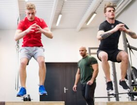 Pliometria -Sportiva Mens