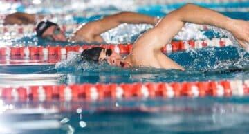 Stili nuoto olimpici Sportiva Mens
